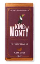 King Monty 71% Purest Ecuador - 90g
